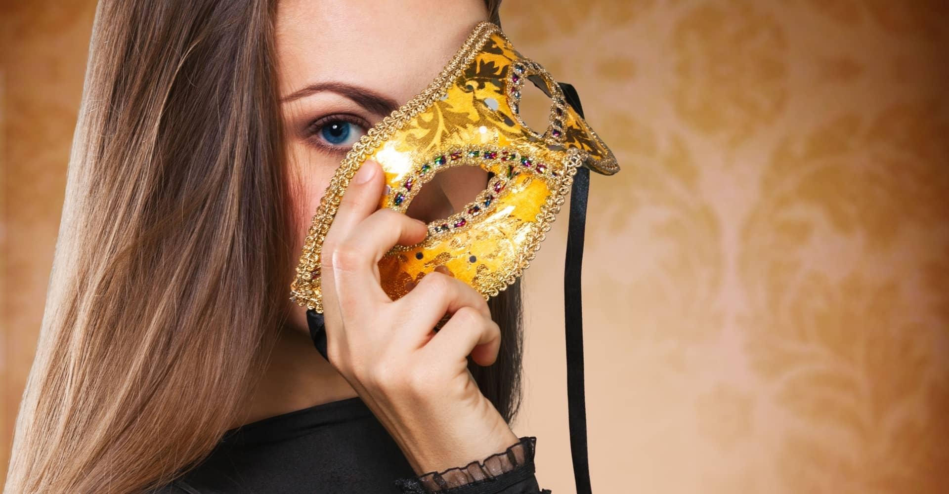 It's Just A Damned Piece of Cloth Mask Terry Neudorf Kimberly Neudorf