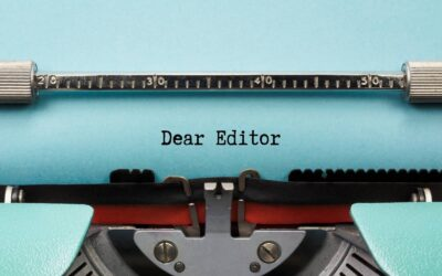 Unpublished Letter to the Editor
