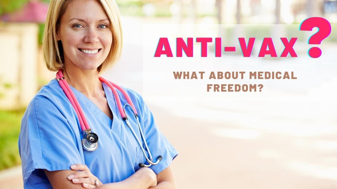anti vax medical freedom kimberly neudorf
