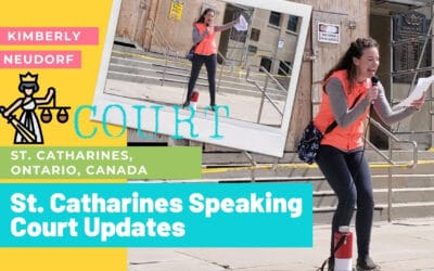 St Catharines Court Updates